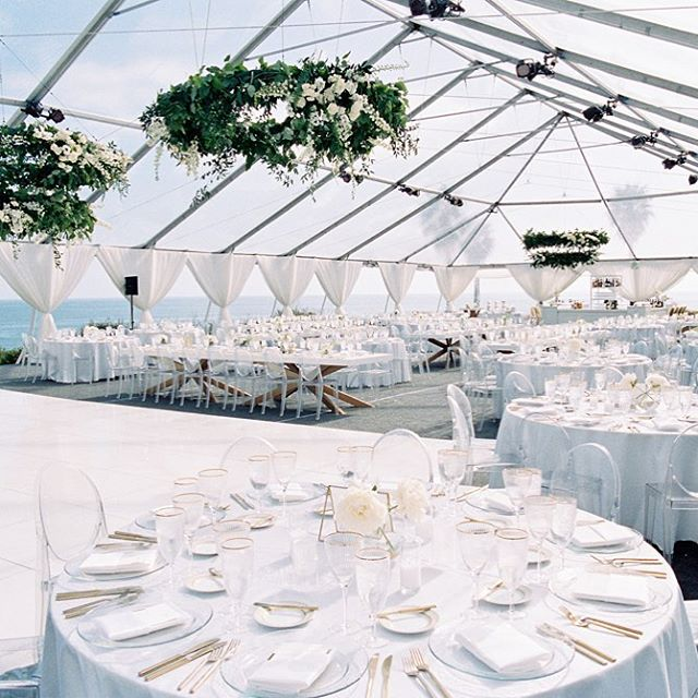 An all white affair that was sophisticated, elegant and full of unexpected surprises that made it one of my all time favorites. Plus, the all white really let the stunning ocean view and floral chandeliers shine!!! 😍 #santabarbarawedding #santabarbaraweddingplanner #dospueblosranchwedding #floralchandelier #weddingflowers #beachwedding #whitewedding  Planning/Design @donnaromani  Florals @emmarosefloral  Photography @michaelandannacosta  Rentals @brighteventrentals  Venue @ranchodospueblos  Catering @omnicateringsb  Lighting/Draping/Rigging @bellavistadesigns