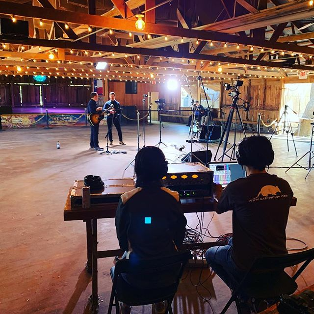 The Dancehall Tape adventures at @luckenbachtexas recording @patgreenmusic ✨ . . . . . . . #texas #texascountry #houstonevents #photography #texasbbq #livemusic #houstonrap #luckenbach #artist #luckenbachtexas #texasmusic #art #dancehalltapes #liverecording #patgreen