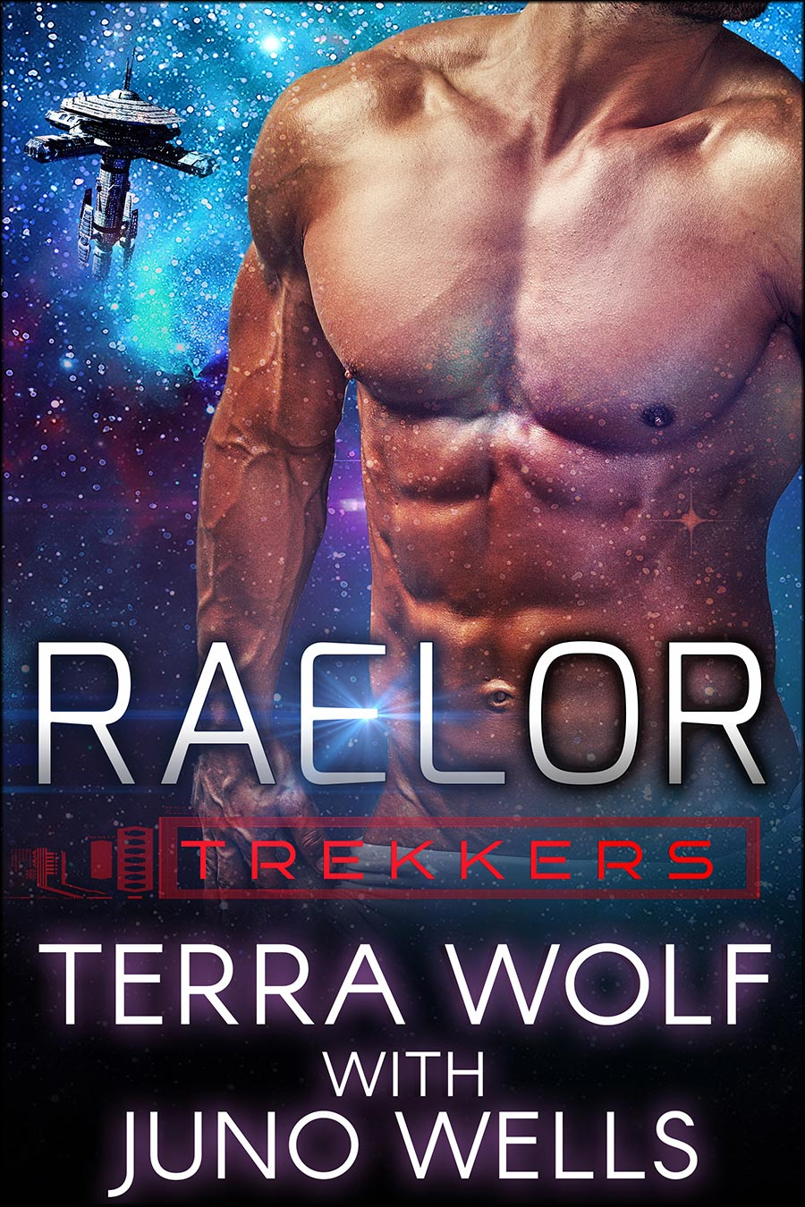 Raelor---Trekkers-cover---Terra-Wolf-and-Juno-Wells.jpg