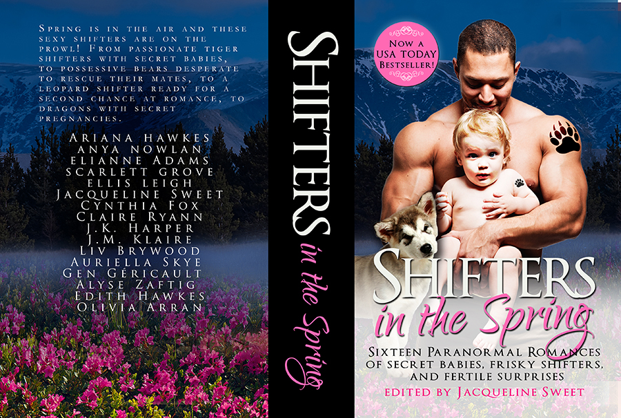 Shifters in the Spring - CreateSpace - 5x5 x 8x5.jpg