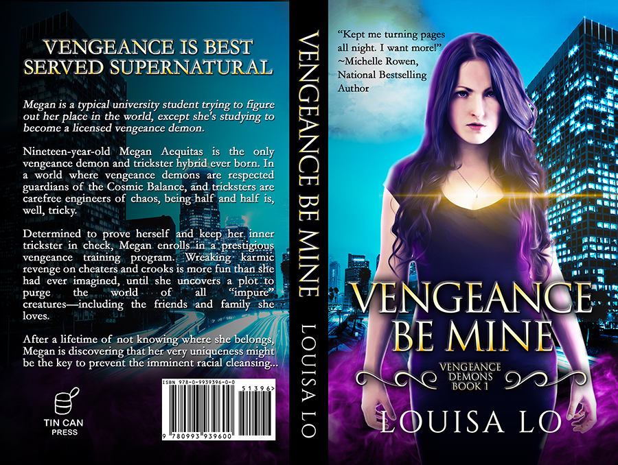 Vengeance Be Mine - Louisa Lo - CreateSpace - 5x8.jpg
