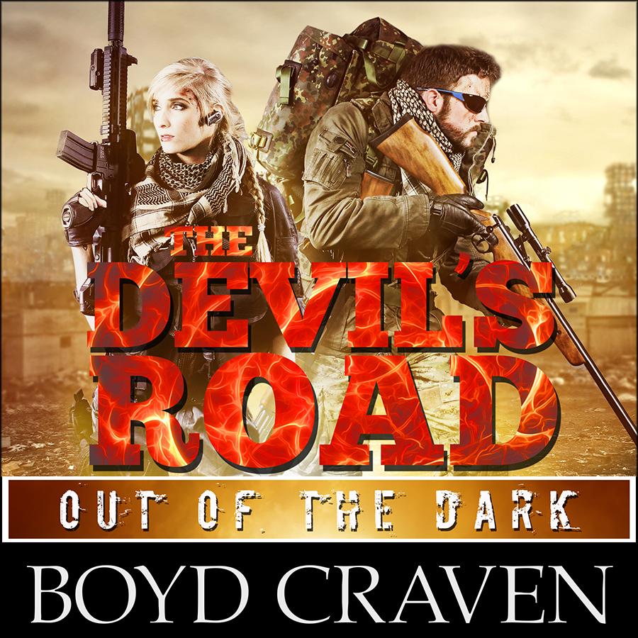 Boyd Craven - the Devil's road - acx audio.jpg