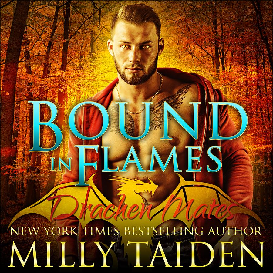 Milly Taiden - Drachen Mates 1 - Bound in Flames - ACX.jpg