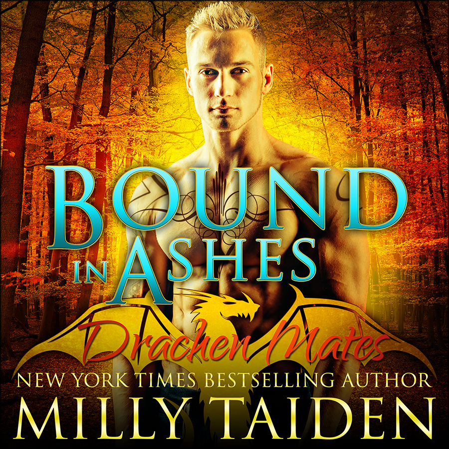 Milly Taiden - Drachen Mates 2 - Bound in Ashes - ACX.jpg