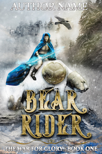 $125 - Bear Rider