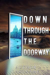 $75 - Down Through the Doorway