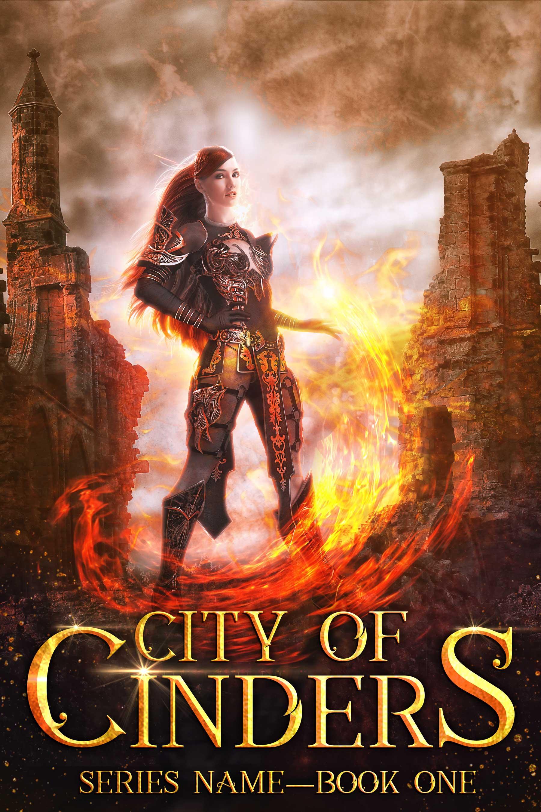 $150 - City of Cinders