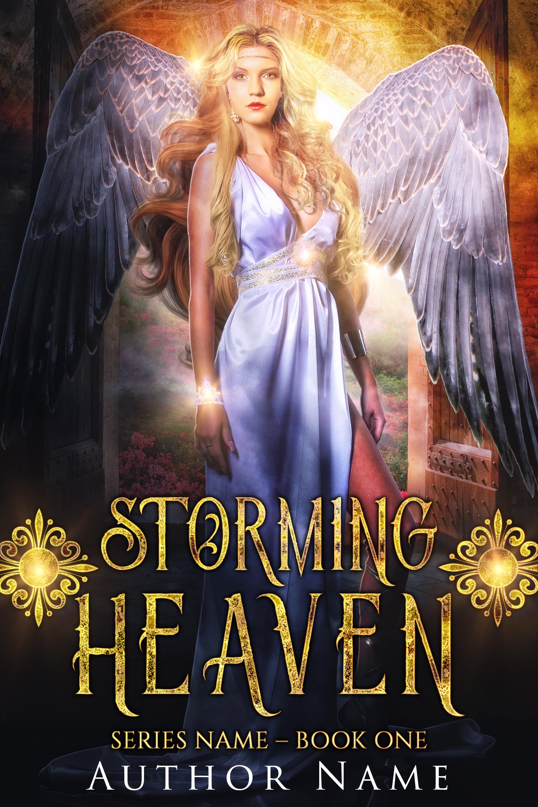 $150 - Storming Heaven