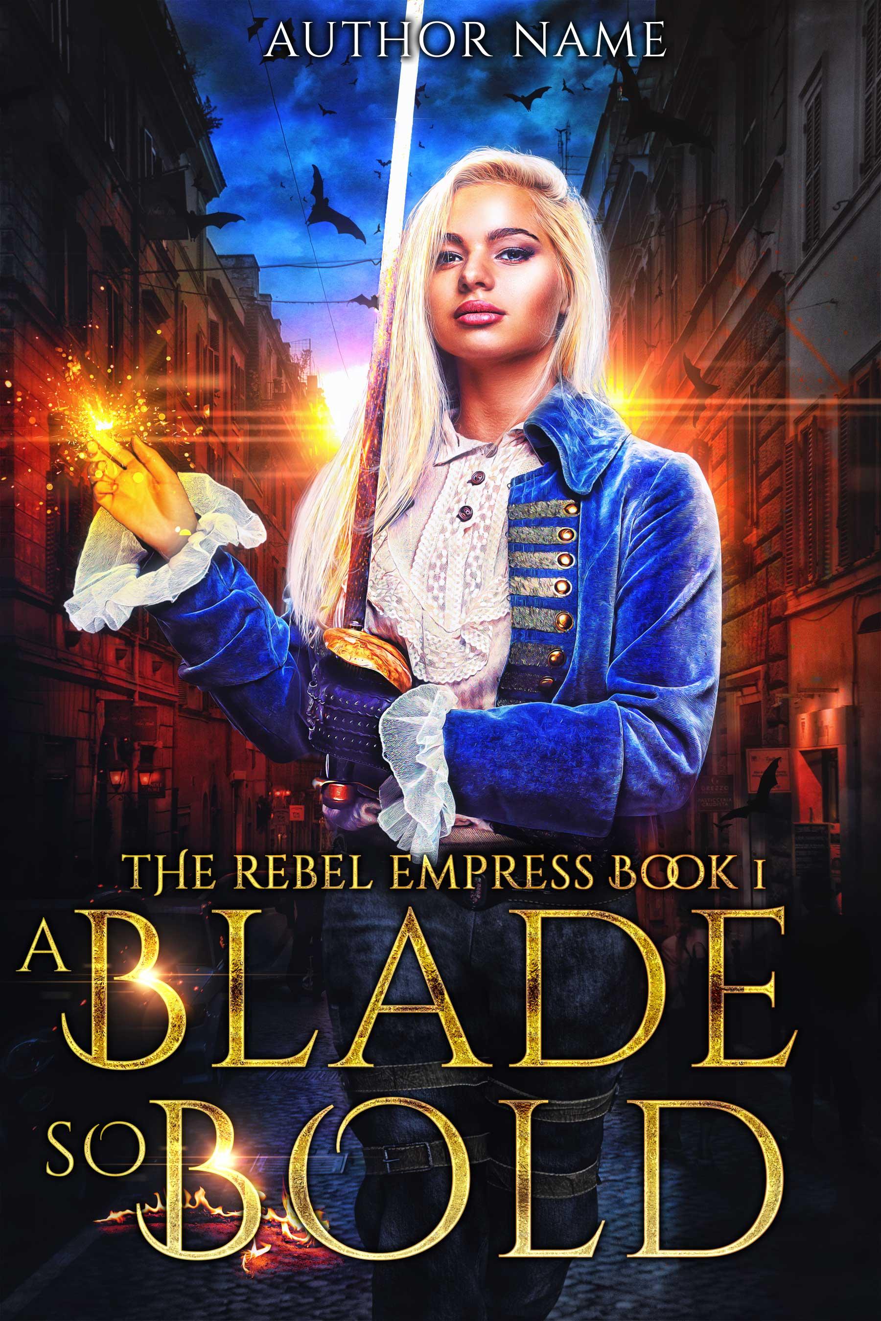 $150 - A Blade So Bold