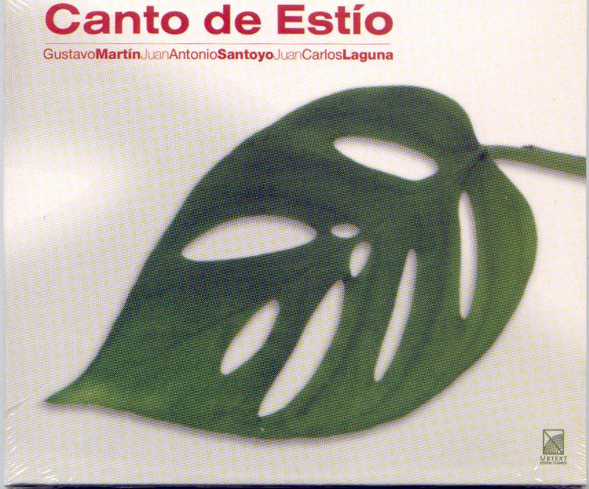 CD Canto de Estío.jpg