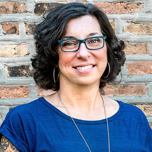 Susanne Dawursk, VP of Marketing