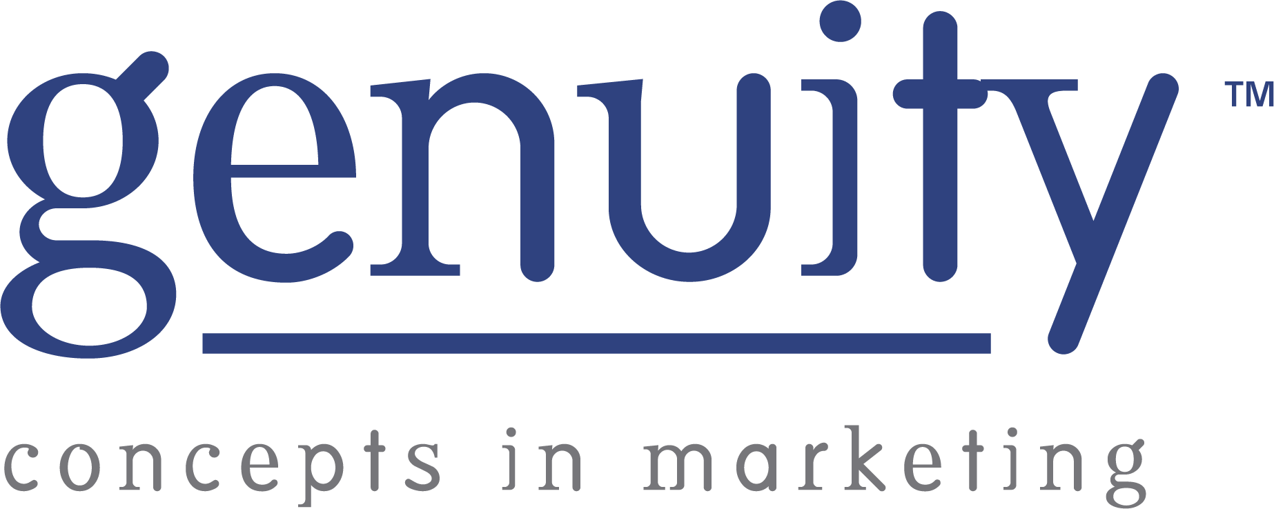 GENUITY Concepts in Marketing 2 Color logo.png