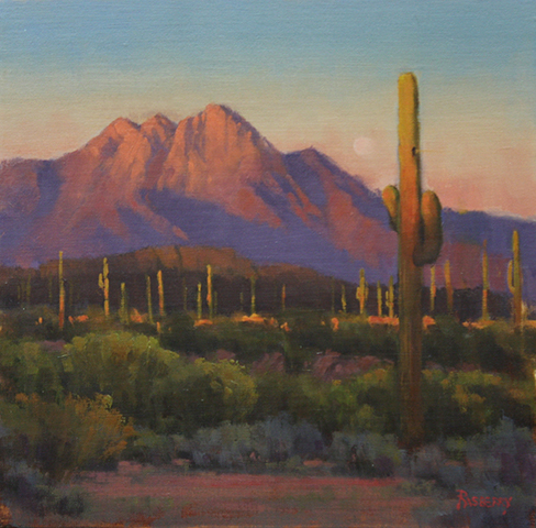 Rasberry_Four Peaks. Fading Light_12x12_2018 [WEB].jpg