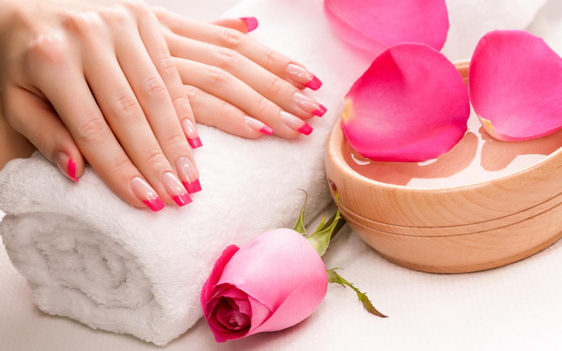 Enhanced nails -