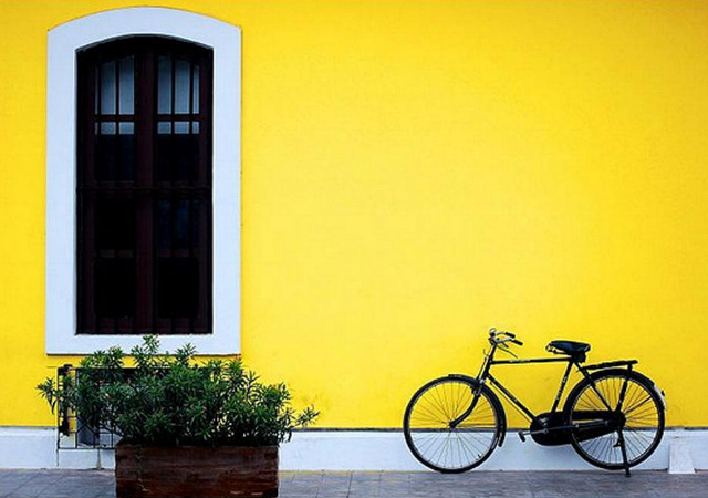 Heritage Town, Pondicherry