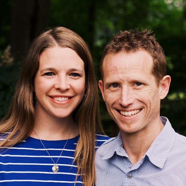 Erich & Laurie  Wimberly (Senior Pastors)