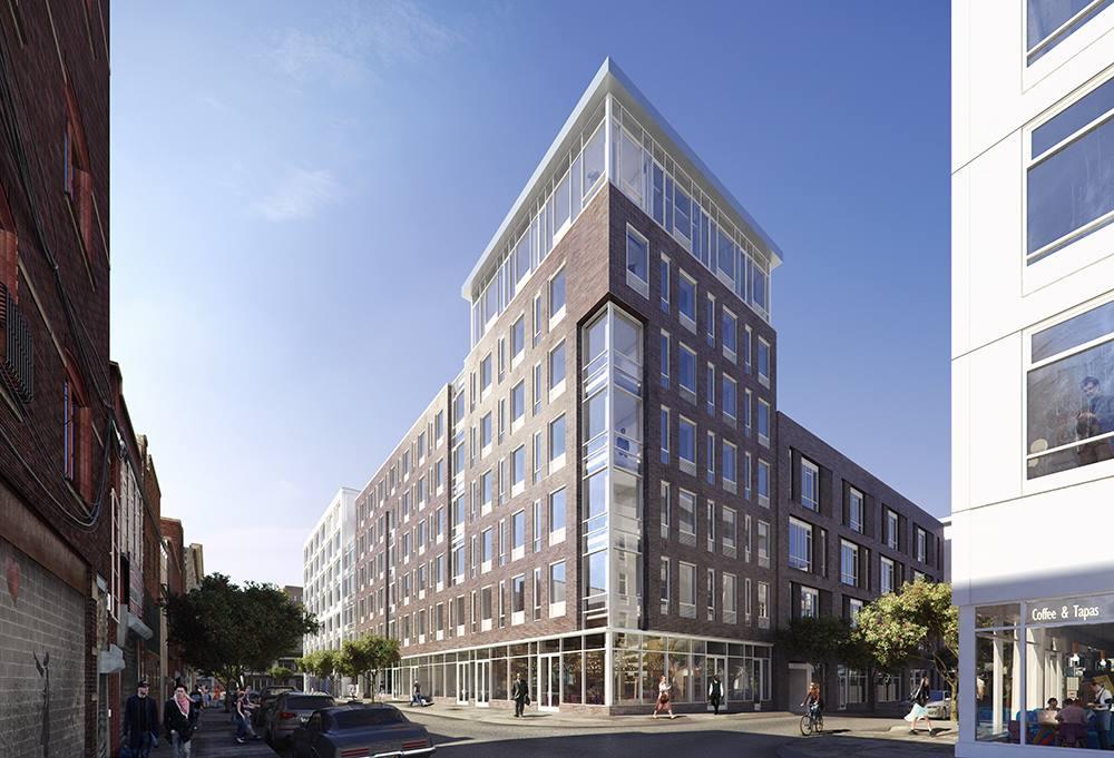 Allocation: $7.7M | TDC: $20.5M | Union Construction Jobs: 97 | Permanent Jobs: 112 | Housing Units: 81 | Commercial SF: 10,000
