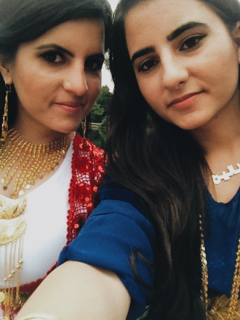 ME AND MY SISTER; CLOSER LOOK AT THE JEWELLERY