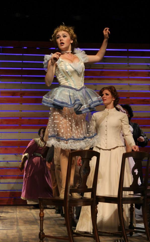 """Evelyn Nesbit in """"Ragtime"""""""