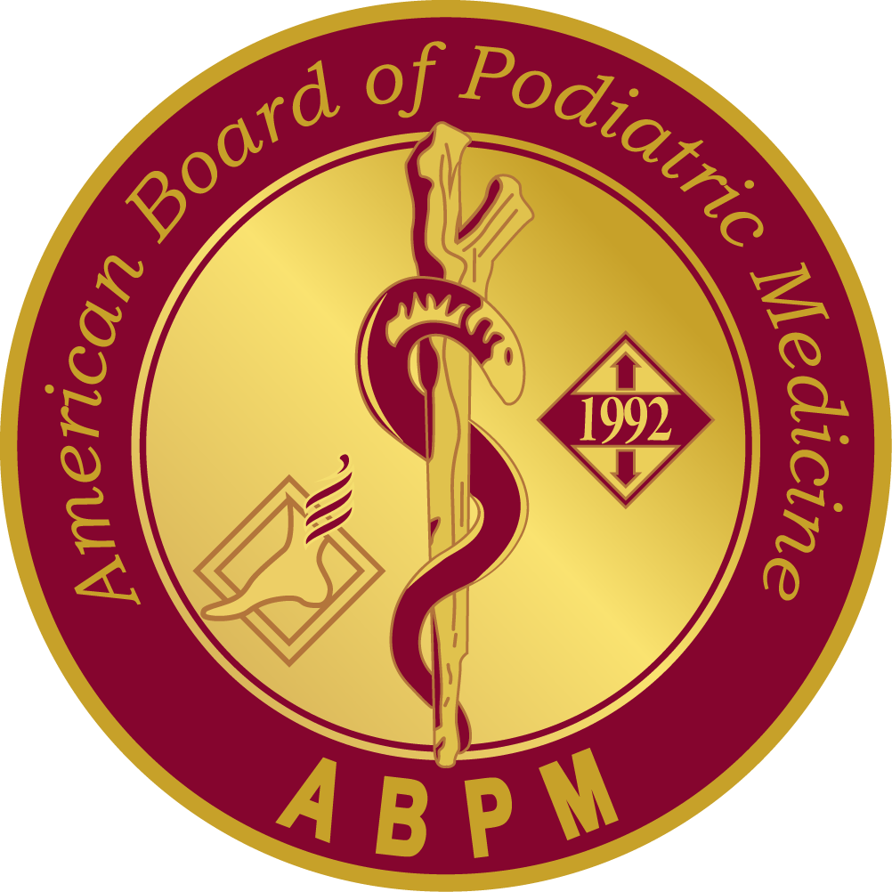 Copy of american board of podiatric medicine abpm