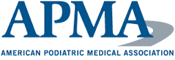 apma american podiatric medical association
