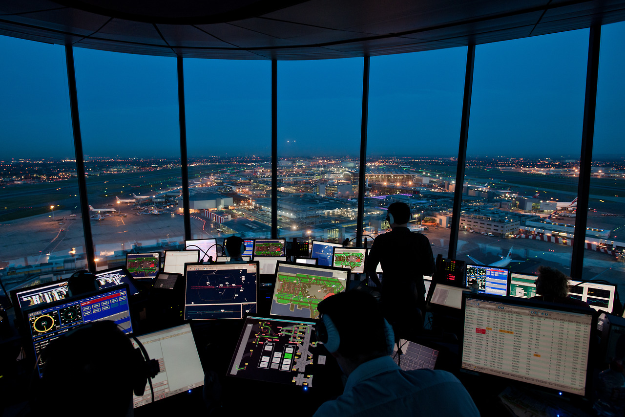 Innovative Financing Solutions For   Air Traffic Infrastructure Modernization   Starts Here   Learn More