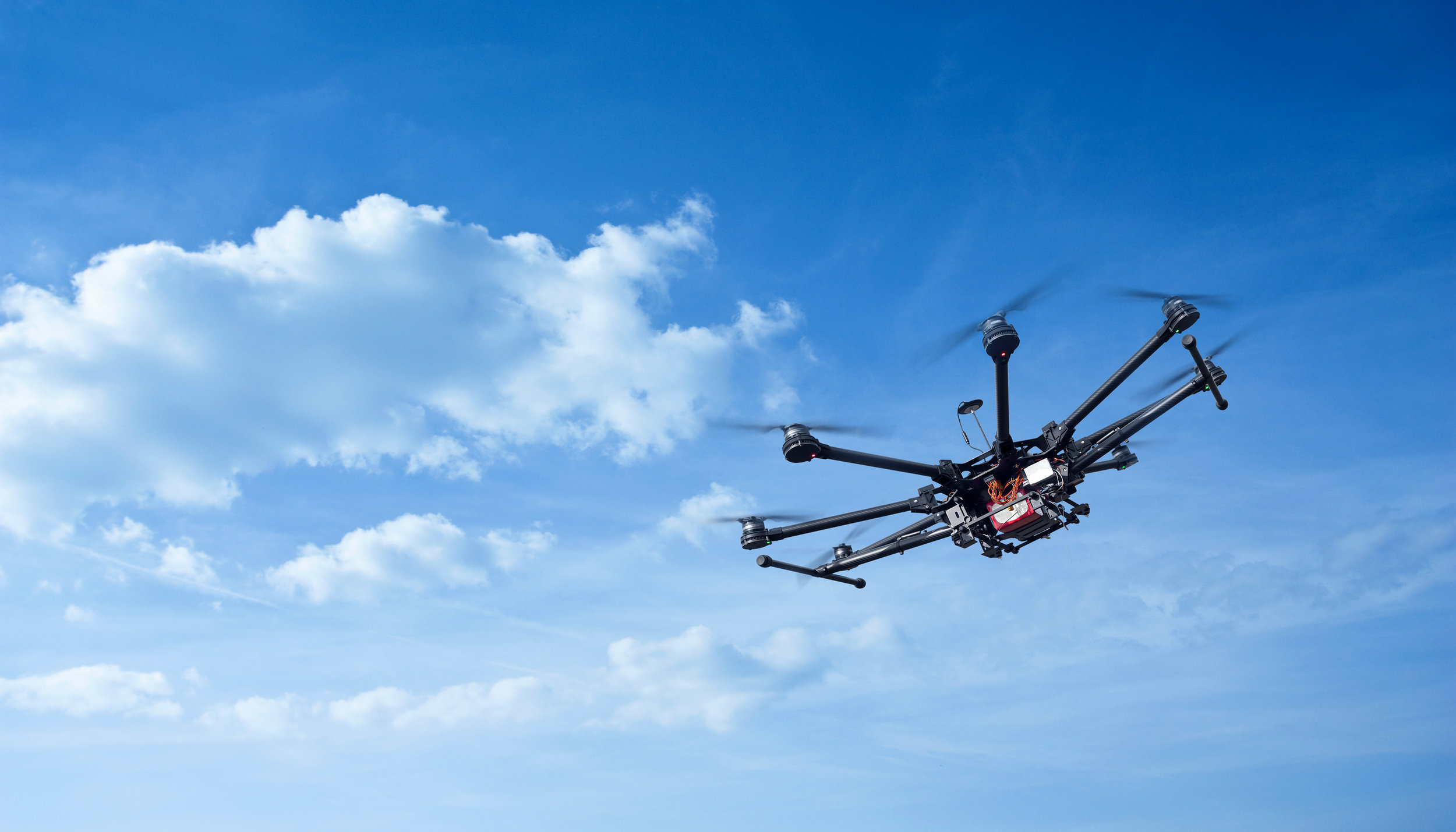 Innovative Financing Solutions For   Drone/UAS Traffic Management   Starts Here   Learn More