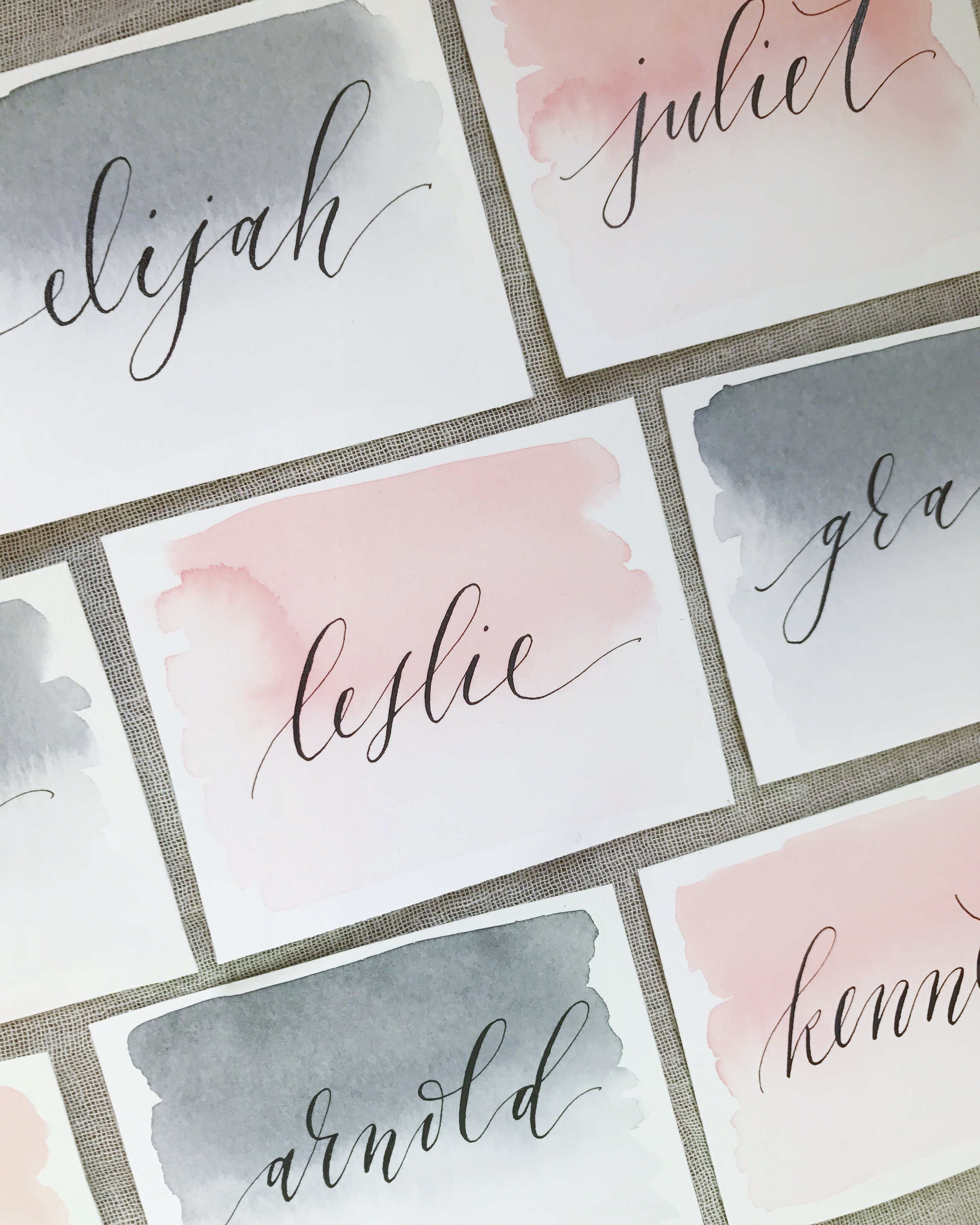 pink grey place cards.JPG