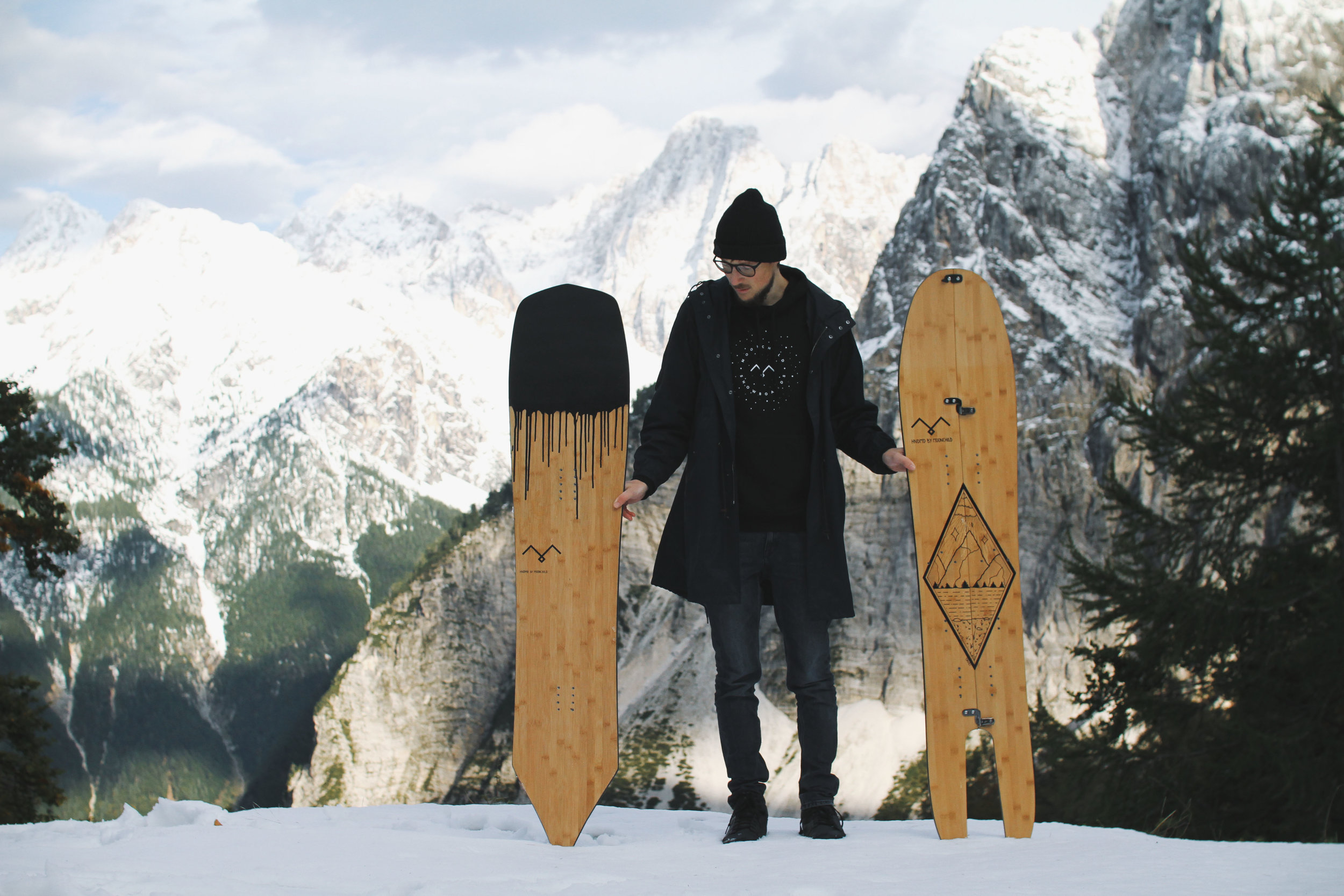 Moonchild Snowboards - teaser