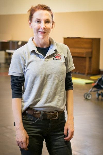 Maureen Coyle dog trainer at Bravopup.