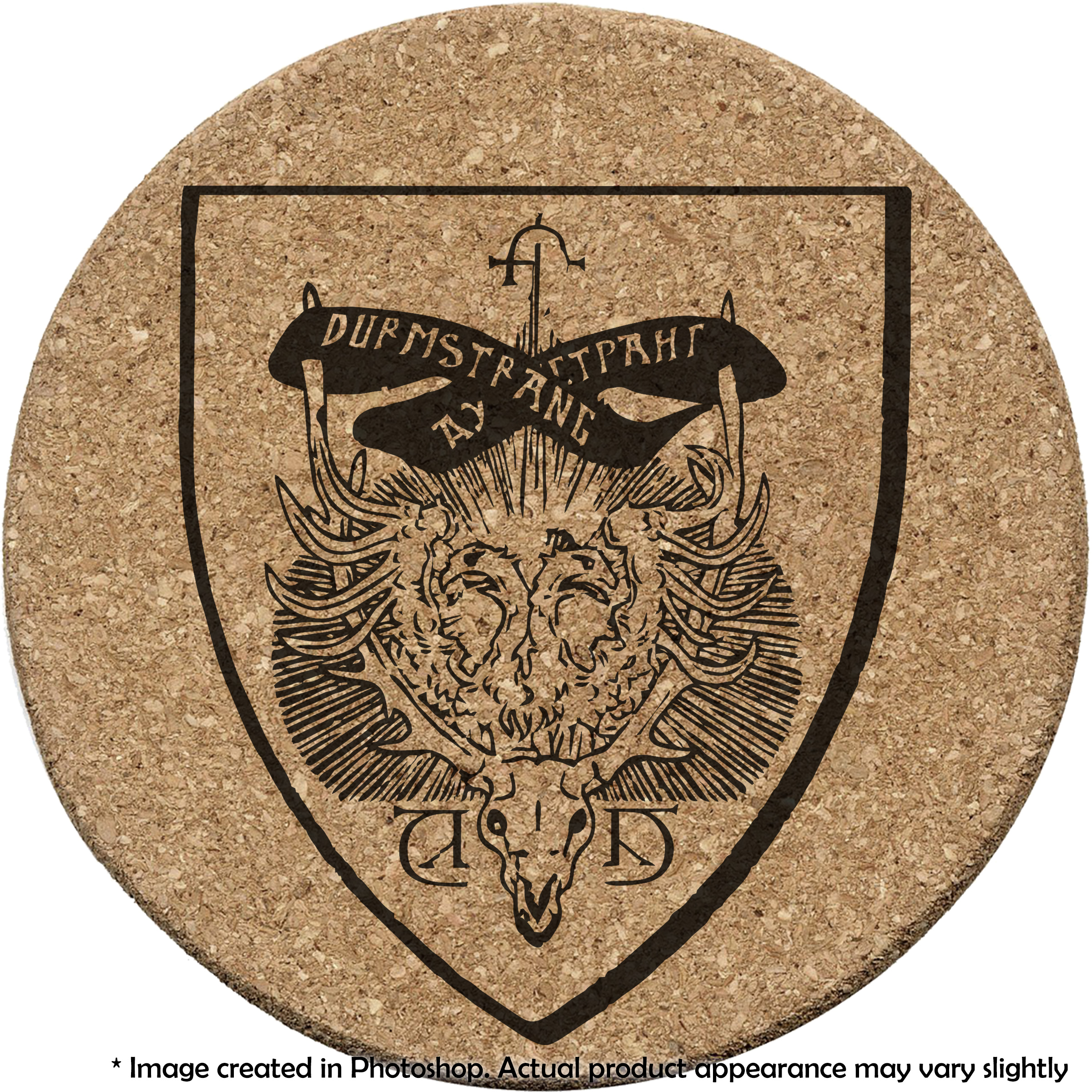 Durmstrang Coaster Art Of Steel The coat of arms of the denmark (danish: durmstrang coaster art of steel