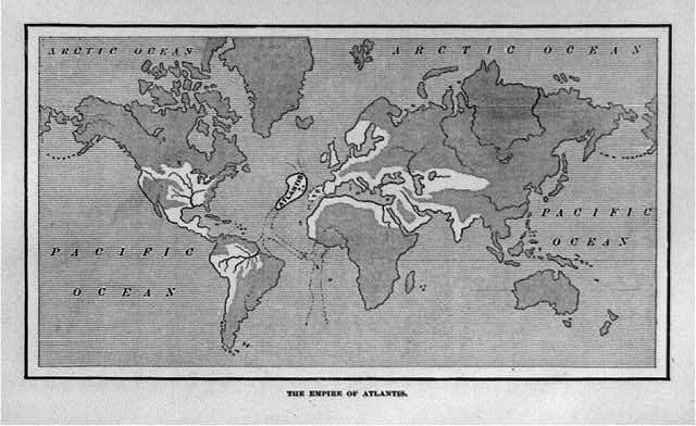 The Empire of Atlantis