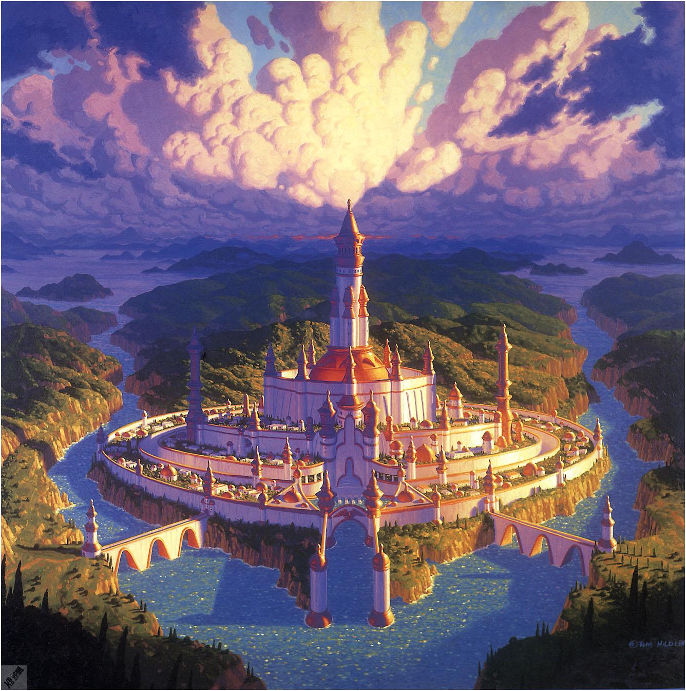 The Isle of Poseida