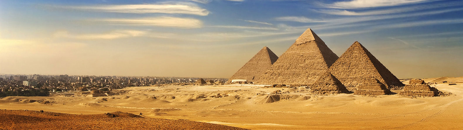 Why are their pyramids all over the world? -