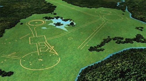 Sites Newark Earthworks Native American Mounds Ohio.jpg