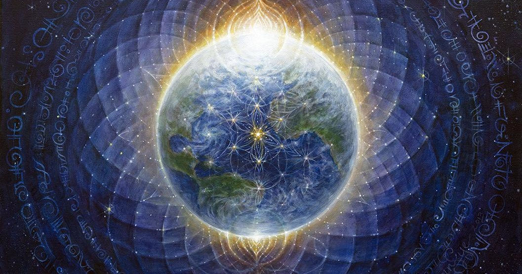 This created a new consciousness grid that was lost during the time of Atlantis. - Without this grid that surrounds the entire Earth we cannot get back to a higher level of consciousness.