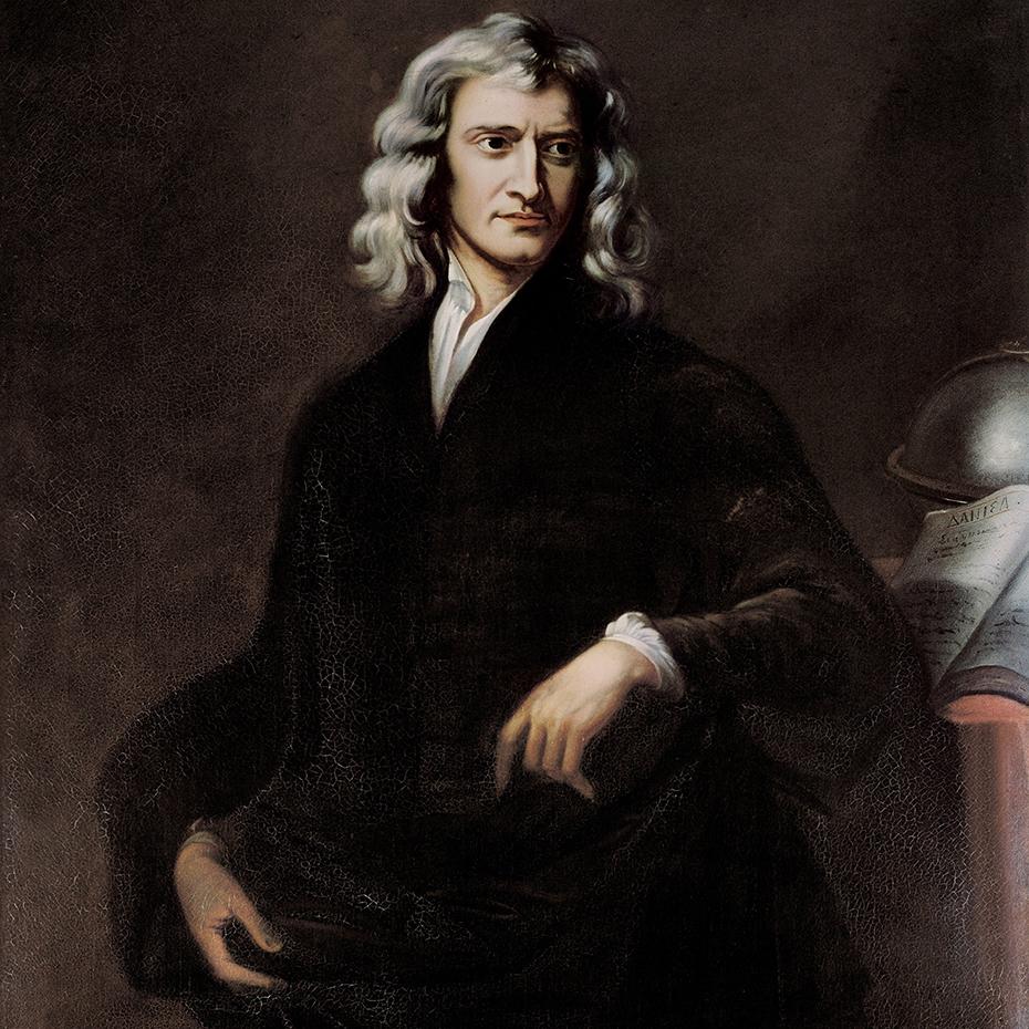 IS-BE: Sir Isaac Newton