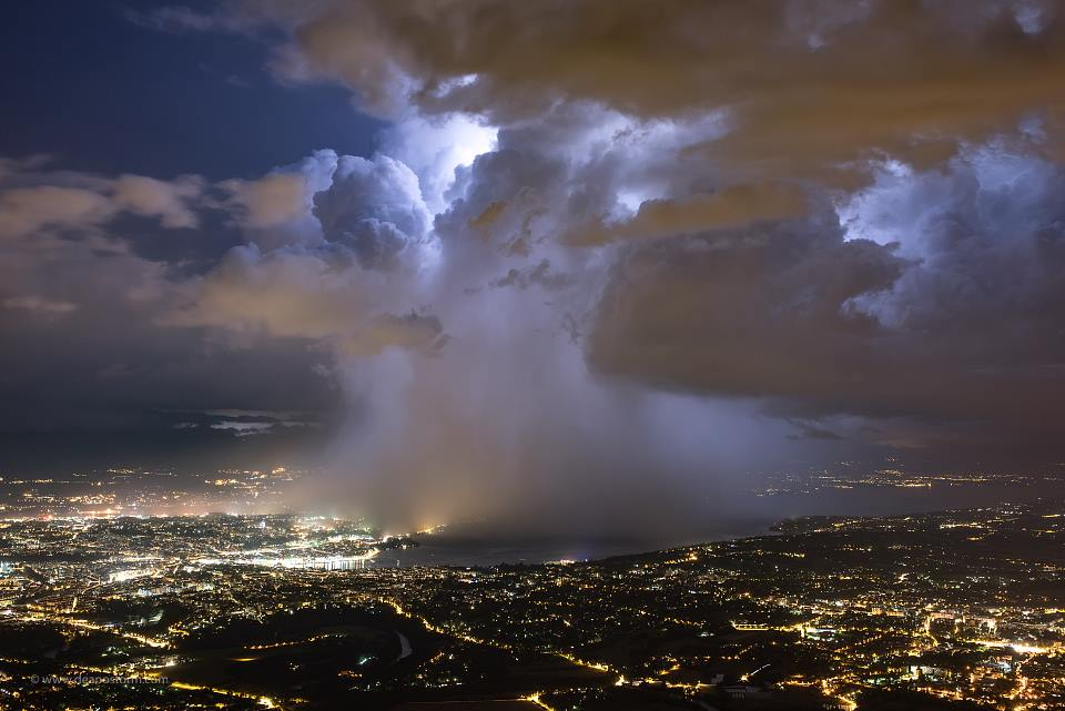 cern clouds -