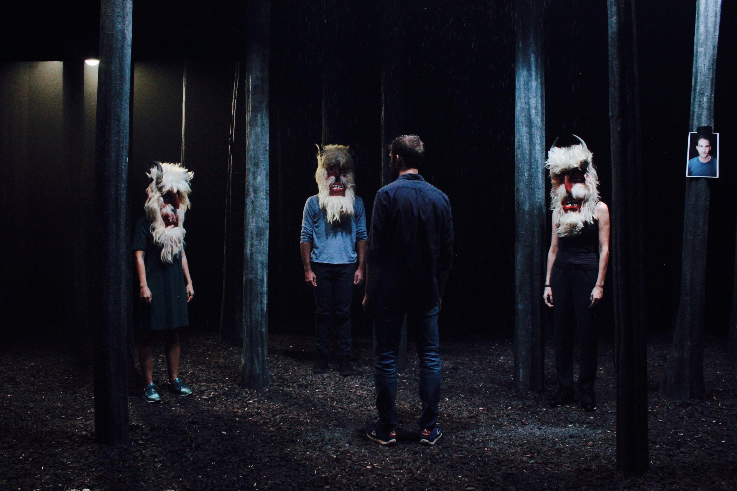 Ogres à Théâtre Ouvert - septembre et octobre 2017 - Olivier Balladur - 3.jpeg