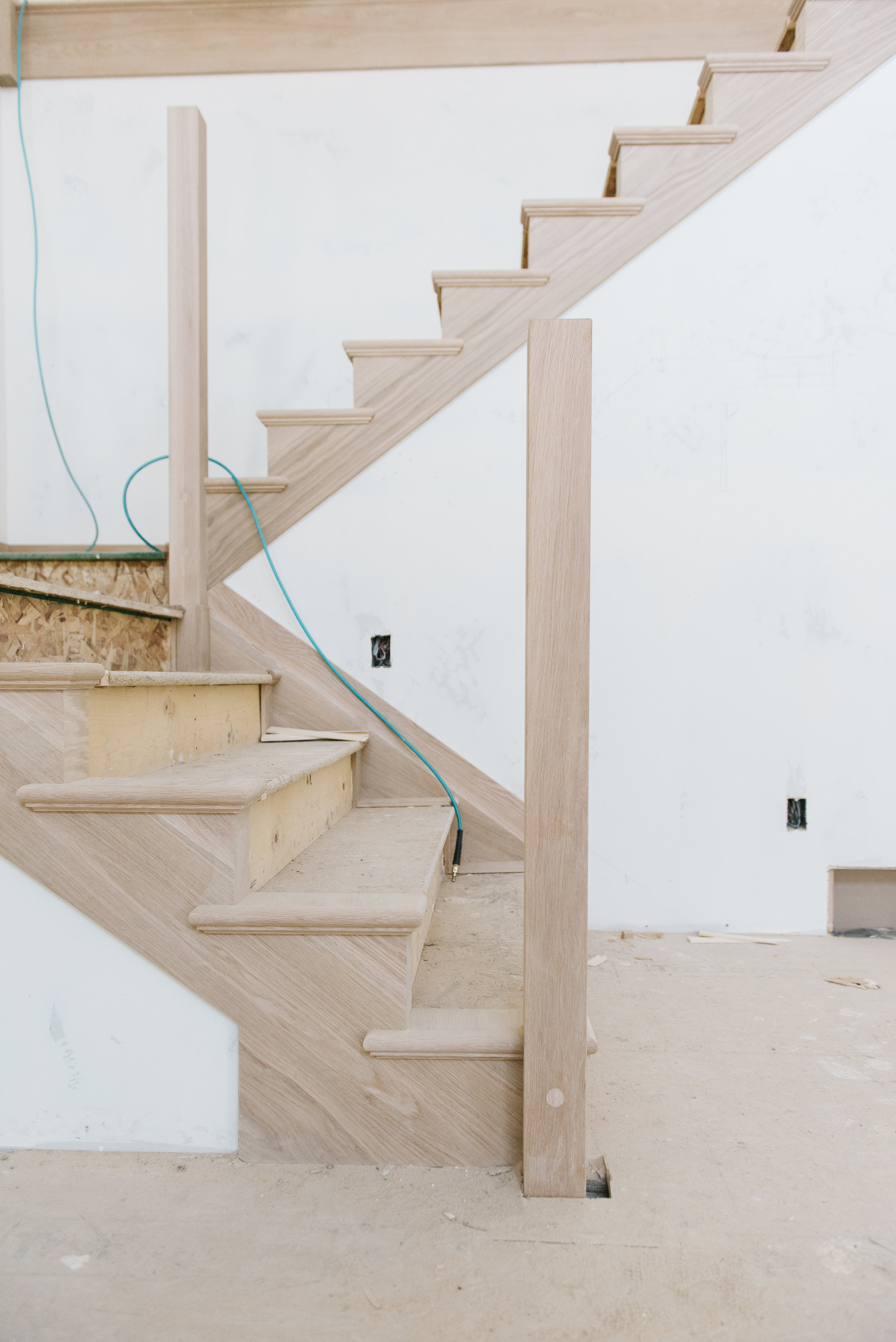 STAIRS LEADING TO LOFT