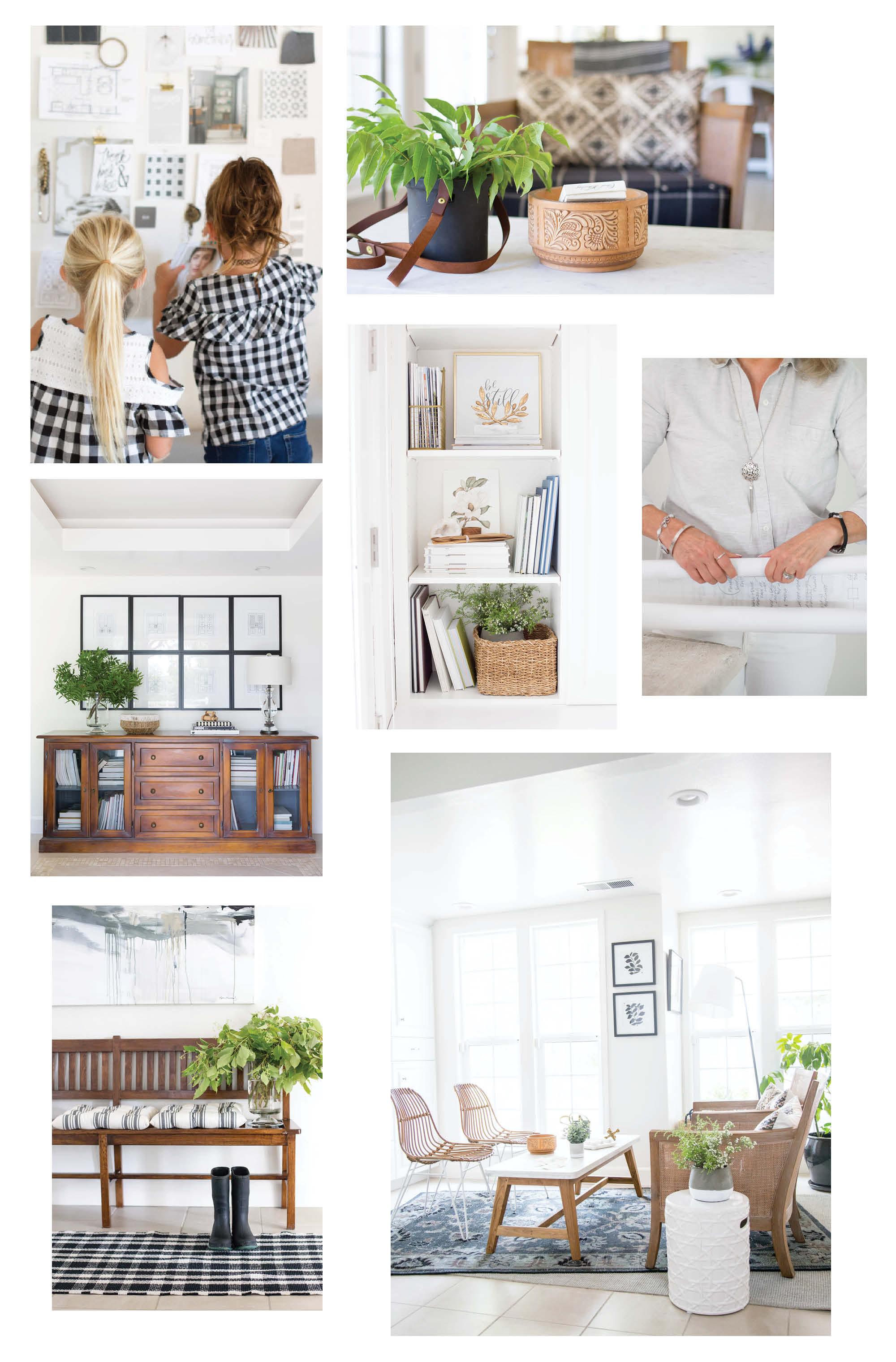 About Tami Faulkner Design Studio - collage of interior design projects .jpg