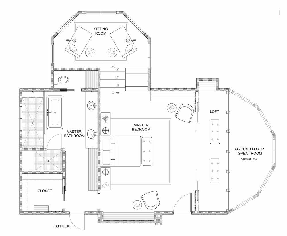 1990 S Whole House Remodel Master Bedroom Suite Tami Faulkner Design