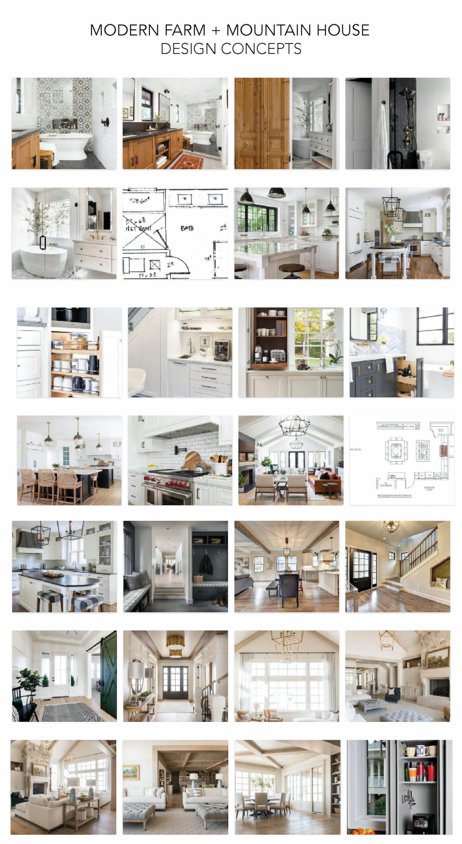 House Plans For A Mountain Home Northern California Tami Faulkner Design