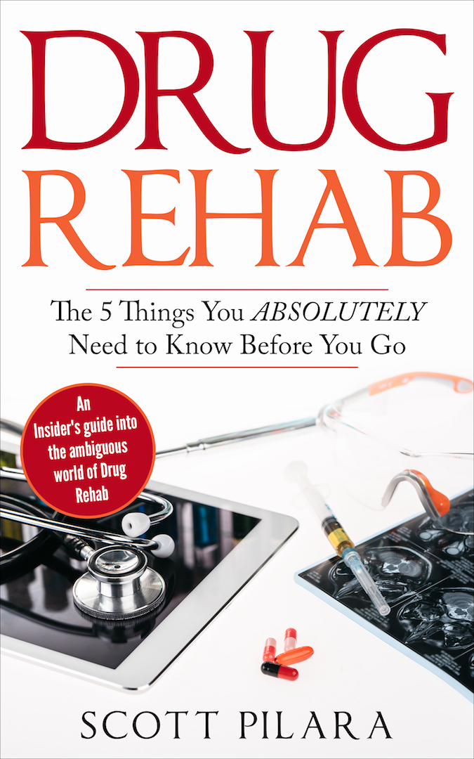 The 5 Things... - You ABSOLUTELY need to know about residential drug and alcohol treatment that industry insiders do not want you to learn. A must read for anyone considering residential drug or alcohol treatment either for themselves or a loved one. The information in this book is saving lives.