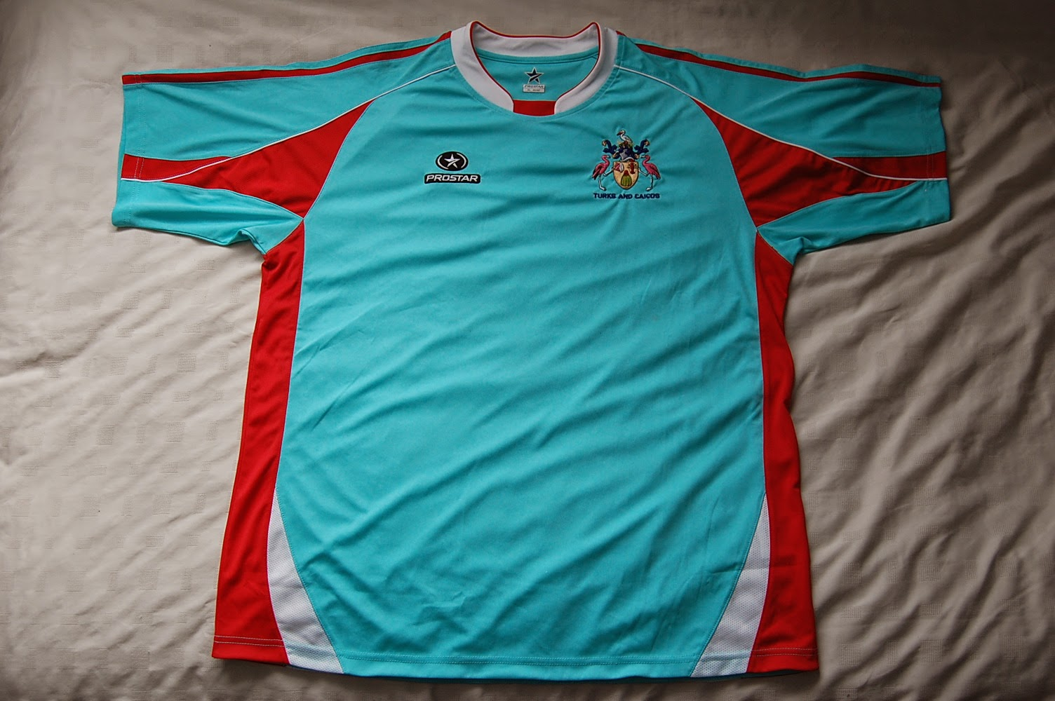 turks and caicos football shirt nationalfootballshirts.com