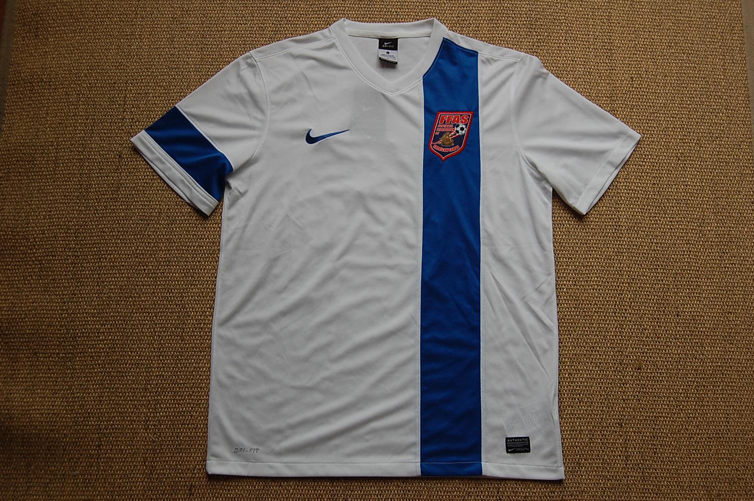 American Samoa Football Shirt