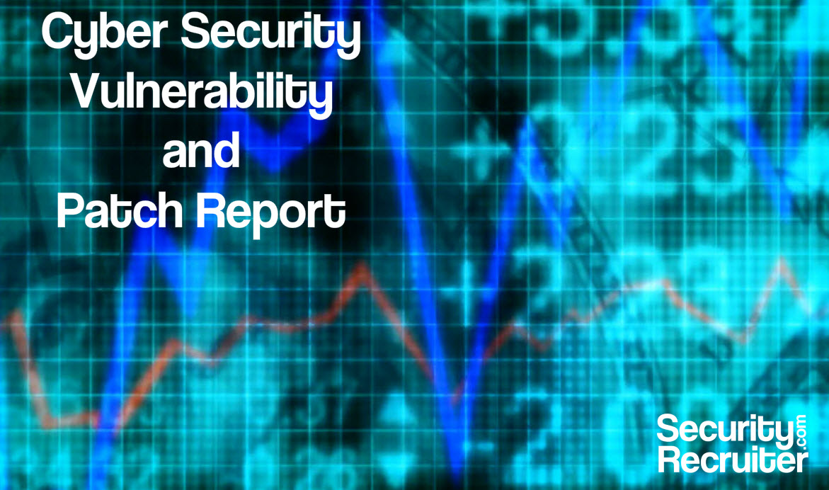 Cybersecurity Vulnerability and Patch Report