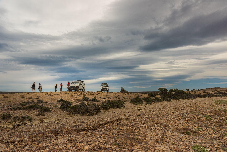 Landscape in Patagonia, Argentina