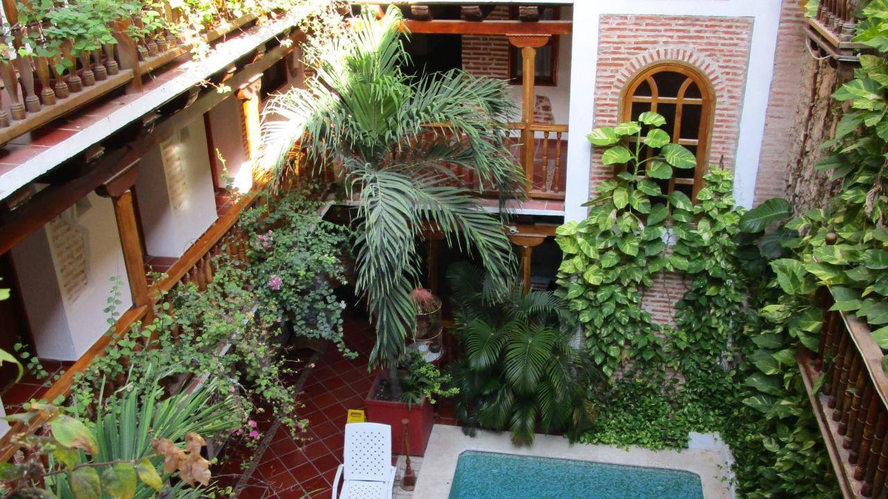 Hotel Don Pedro de Heredia, Cartagena, Colombia