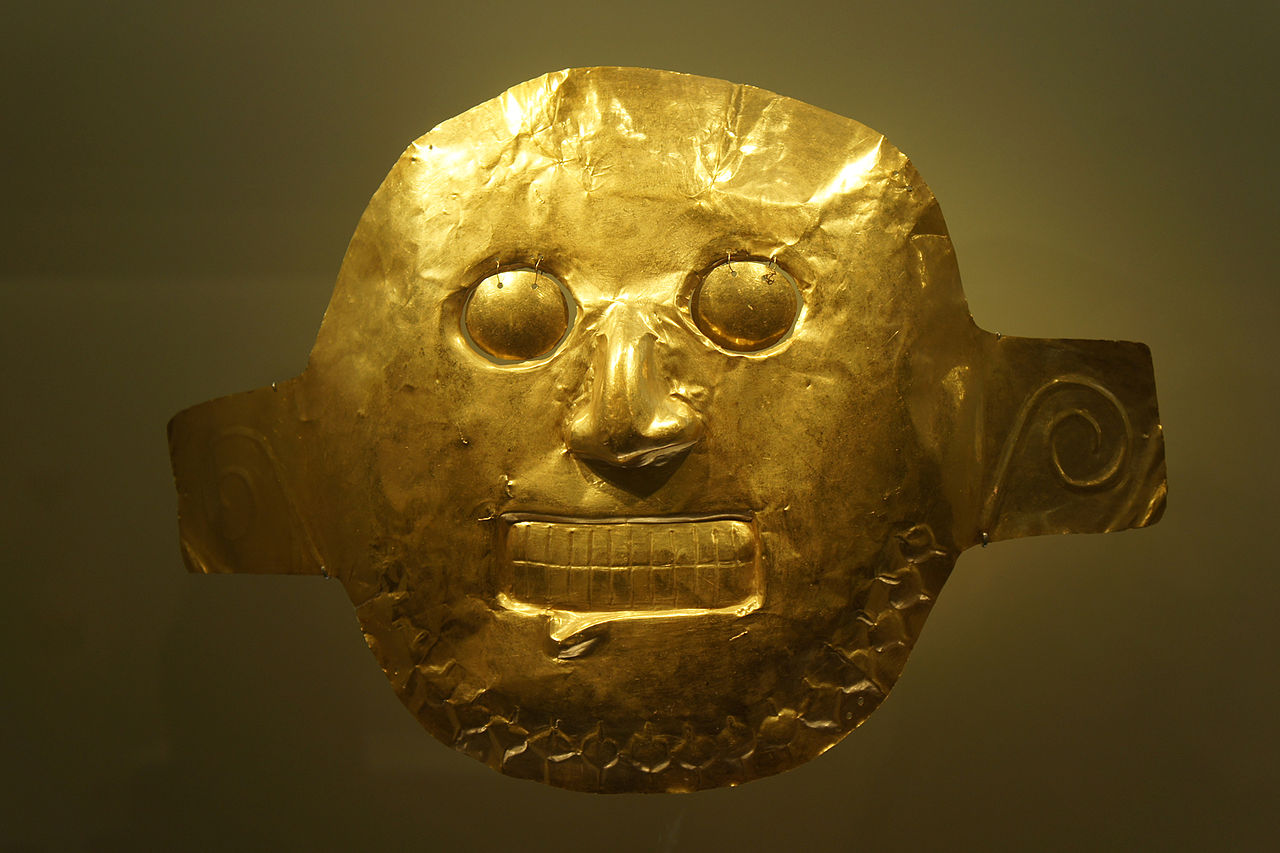 The Gold Museum, Bogota, Colombia